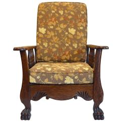 Adrian Pearsall Chair Dining Accessories L And Jg Stickley Morris Chair, C. 1915, Arts Crafts- Mission Era At 1stdibs