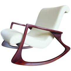 Vladimir Kagan Rocking Chair Cheap Metal Dining Chairs Spectacular Contour By 1953 At 1stdibs