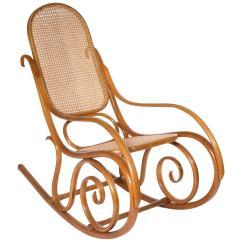 Bent Wood Rocking Chair Power Wheelchair Controller Jugendstil Thonet No 10 Bentwood Austria 1895 At 1stdibs For Sale