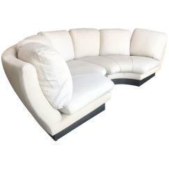 Hollywood Regency Curved Sofa Cover Dog Bed Willy Rizzo Furniture: Tables, Chairs, Sofas & More - 129 ...