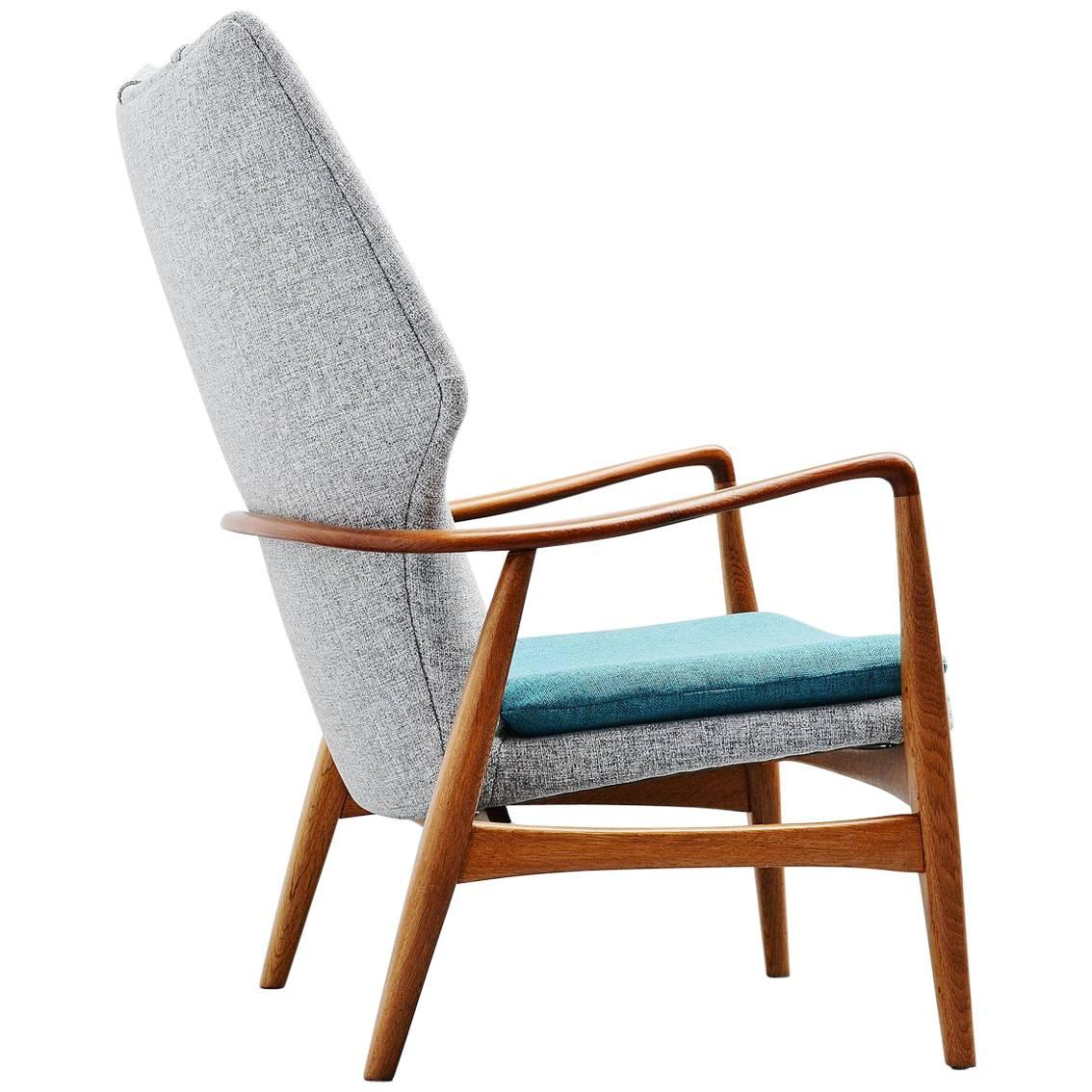 Teal Wingback Chair Bovenkamp Wingback Chair By Aksel Bender Madsen Holland 1959