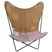 Vintage Knoll BKF Butterfly Chair For Sale at 1stdibs