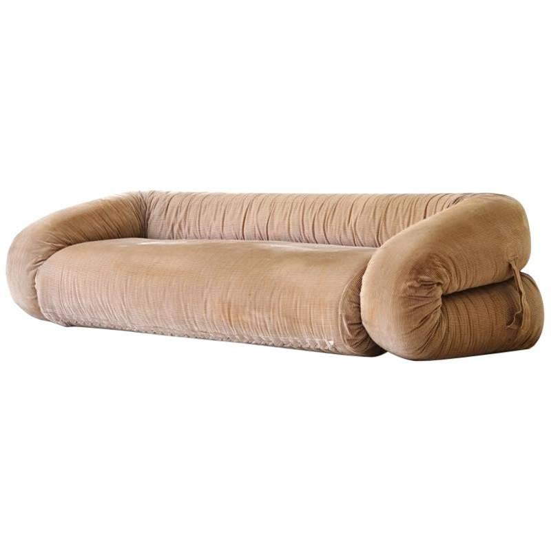 anfibio leather sofa bed how to dispose old in bangalore by alessandro becchi, giovannetti, italy ...