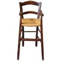 French Antique High Chair/Youth Chair at 1stdibs