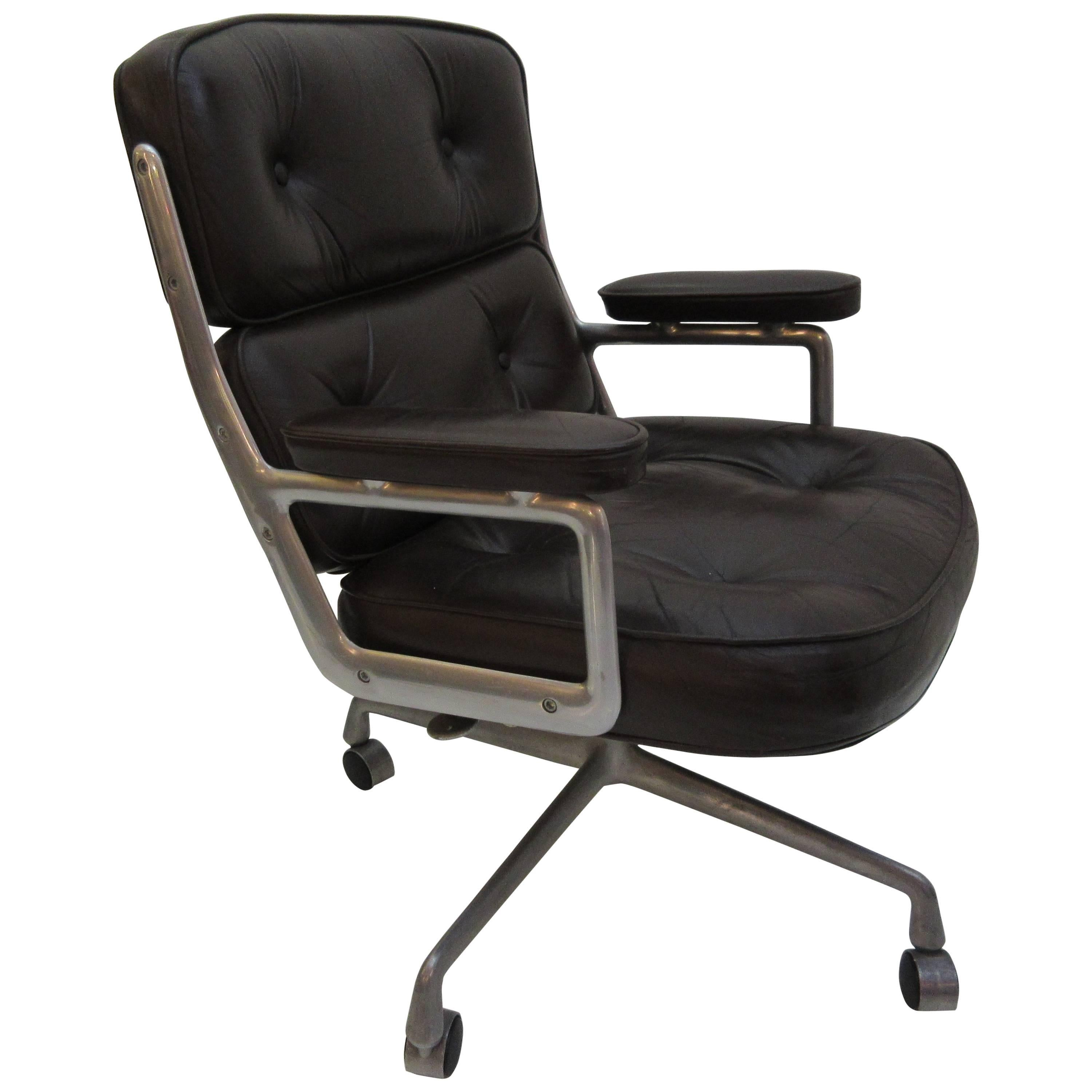 Charles and Ray Eames Time Life Chair by Herman Miller at