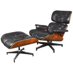 Eames Chair Herman Miller Pine Kitchen Chairs 2nd Generation Lounge And Ottoman By 1950 1960 For Sale