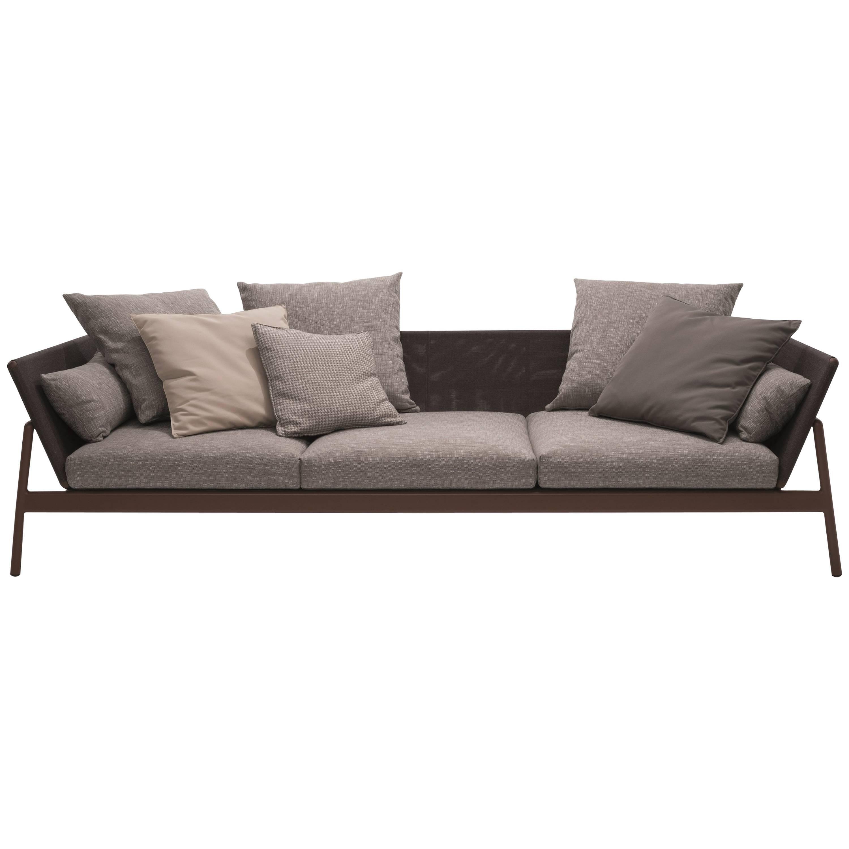 low sofa design corinthians sp iranduba am sofascore roda indoor or outdoor piper 103 designed by rodolfo dordoni for sale