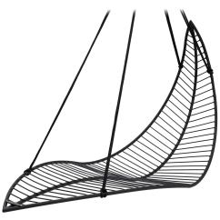 Swing Chair Drawing White Plastic Patio Chairs Stackable Leaf Hanging For Sale At 1stdibs