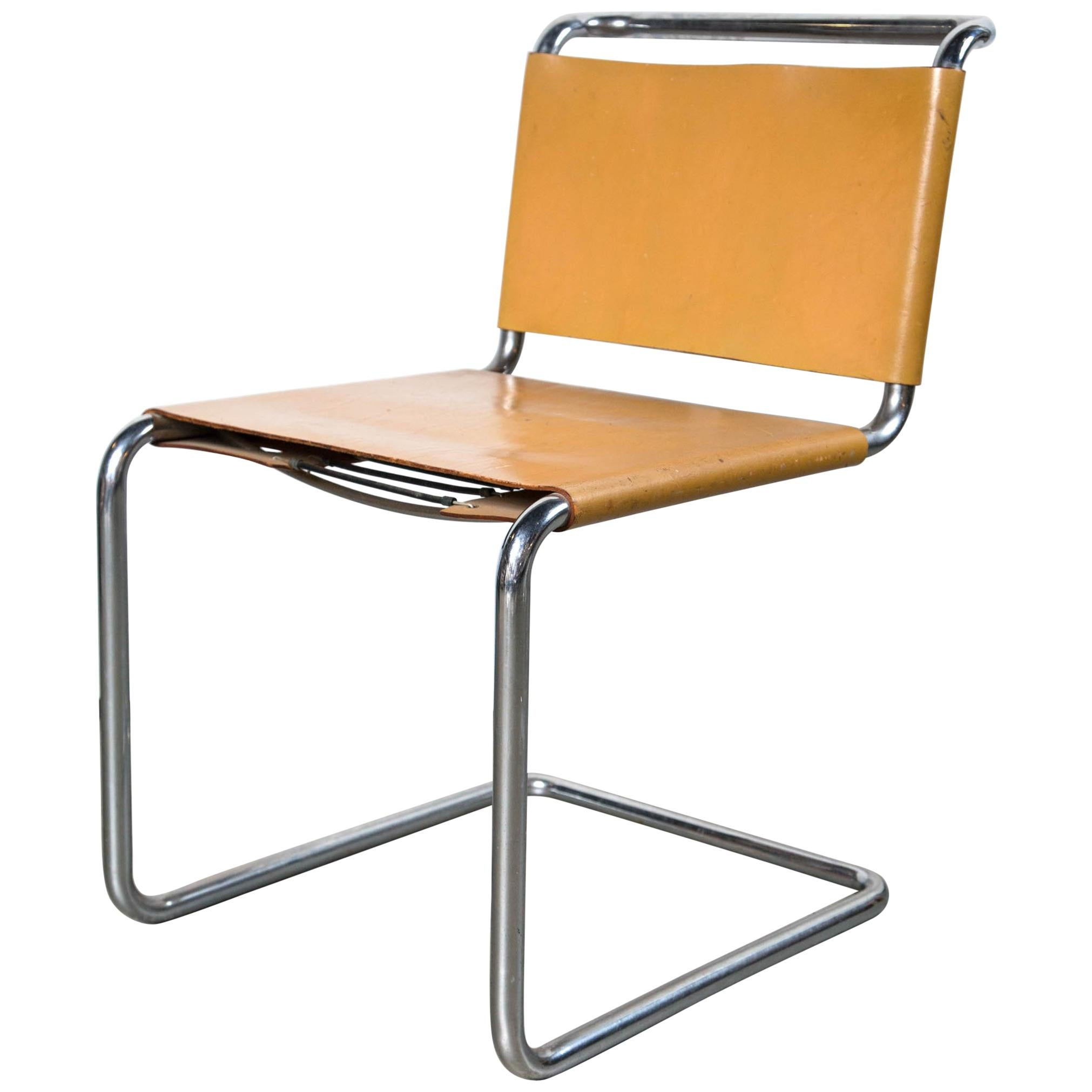breuer chairs for sale academy sports lounge vintage leather marcel chrome at 1stdibs