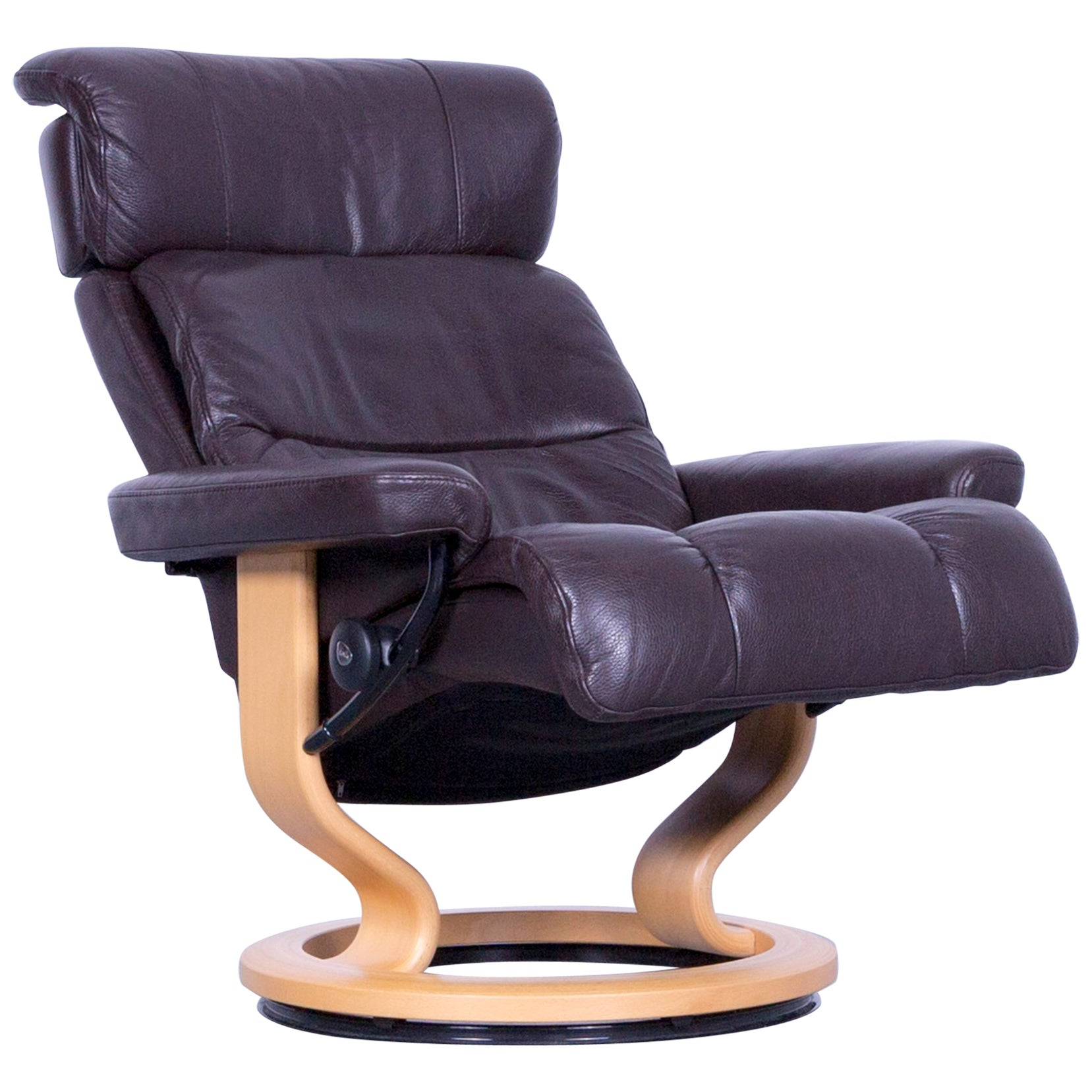 modern recliner chair revolving online shopping in pakistan ekornes stressless memphis armchair brown leather designer for sale at 1stdibs