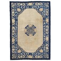 Antique Chinese Carpet For Sale at 1stdibs