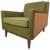 Cane Armchairs - 277 For Sale at 1stdibs