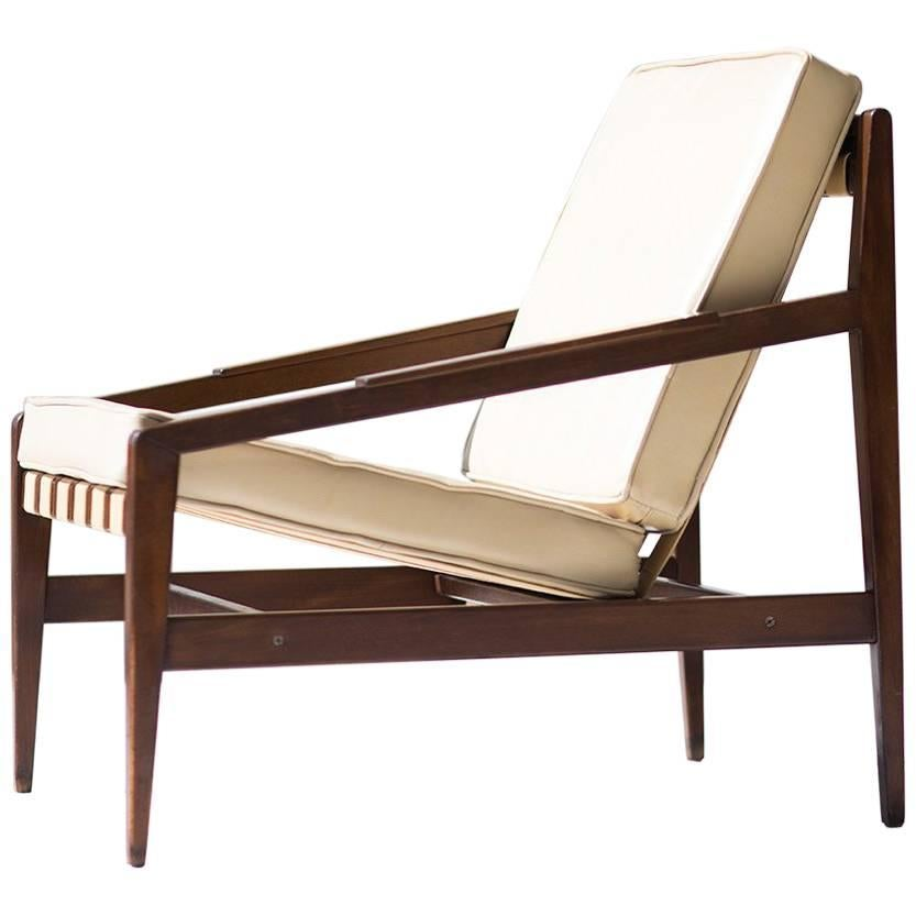 Selig Chair Rare Ib Kofod Larsen Lounge Chair For Selig Imports