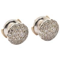 18 Karat White Gold Tiffany and Co. 0.66 Carat Diamond ...