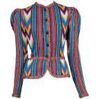 Navajo Sweater Jacket