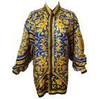 Vintage Versace Classic V2 Silk Shirt