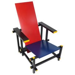 Z Chair For Sale Steel Study Vintage Gerrit Rietveld Produced Under License By