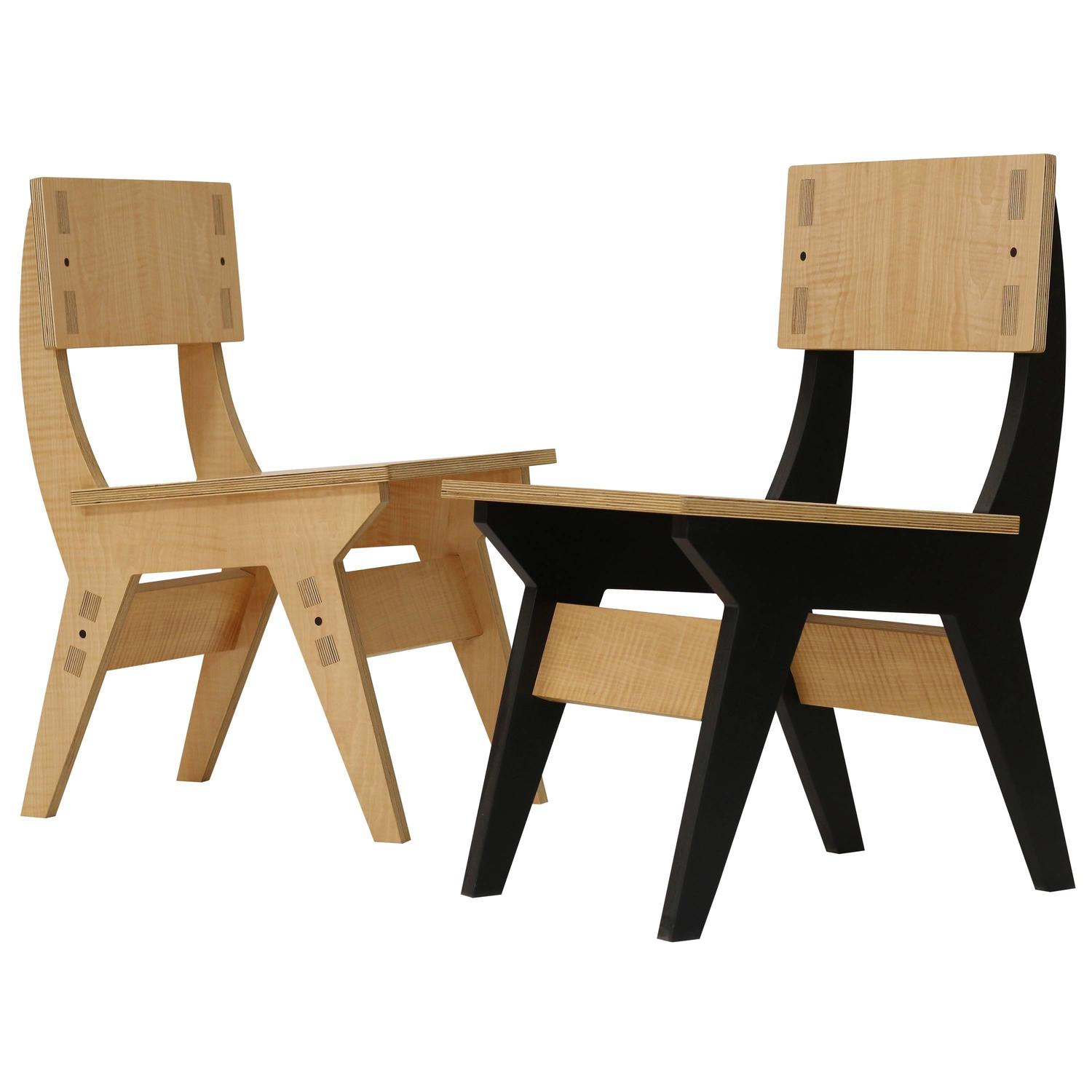 how to make a plywood chair dental positions kinder dining for sale at 1stdibs