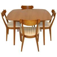 Mid-Century Modern Dining Set by Kipp Stewart For Drexel ...