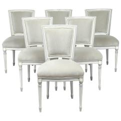 Louis Dining Chairs Lyndsey Linens And Chair Covers Antique Set Of Xvi Style Room At 1stdibs