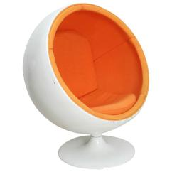 Ball Chair For Kids Ergonomic Rocking Chairs By Eero Aarnio Ed Adelta 1963 At 1stdibs Sale