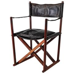 Cheetah Print Folding Chair Evenflo Expressions High Mogens Koch Mk 16 Safari For Interna Denmark 1960s