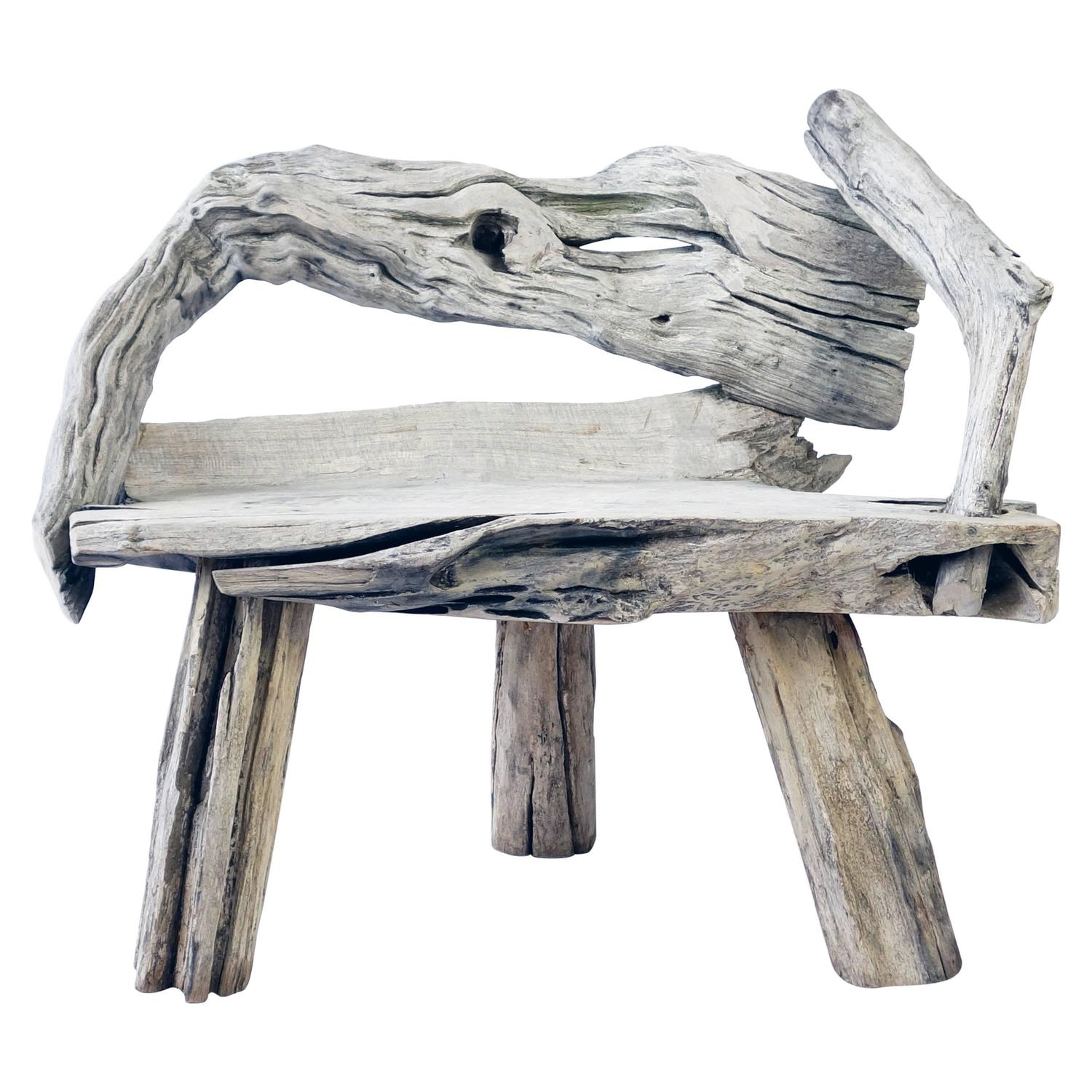 Driftwood Chair Swedish Driftwood Chair At 1stdibs