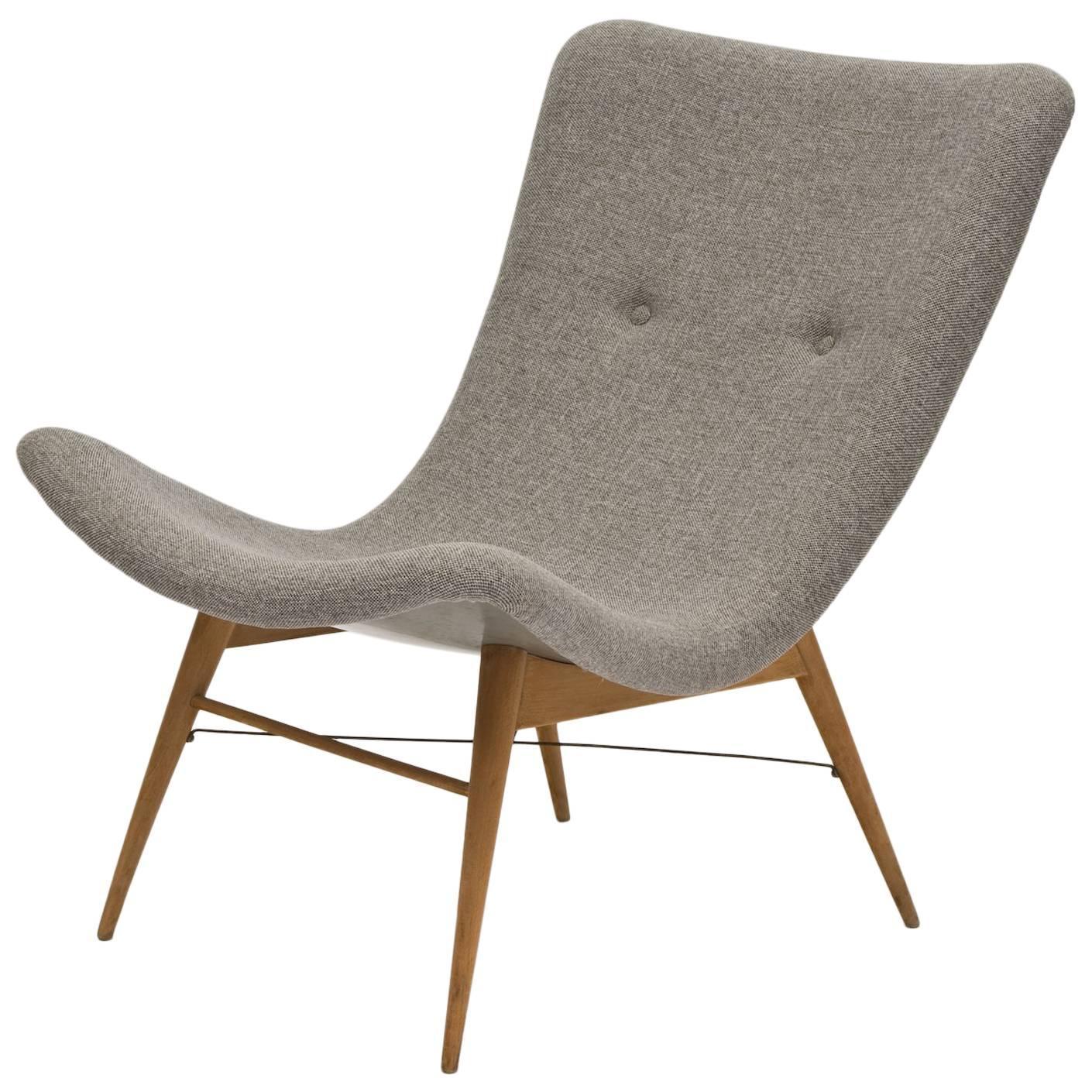 z shaped high chair sam s club upholstered chairs easy by miroslav navratil for cesky nabytek 1959