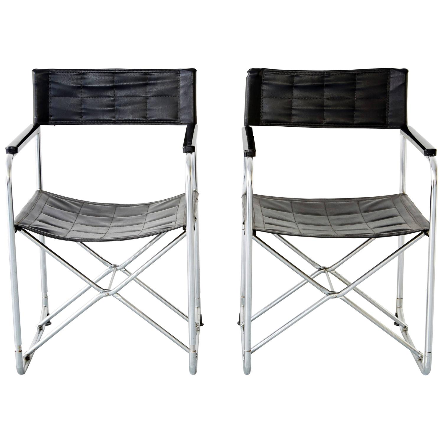 folding japanese chair covers rental chicago pair of uchida midcentury chairs at 1stdibs