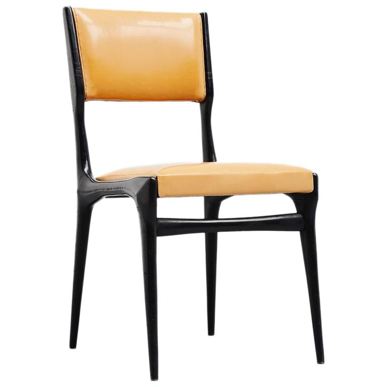 gio ponti chair foam flip carlo de carli and for cassina 1954 at 1stdibs sale