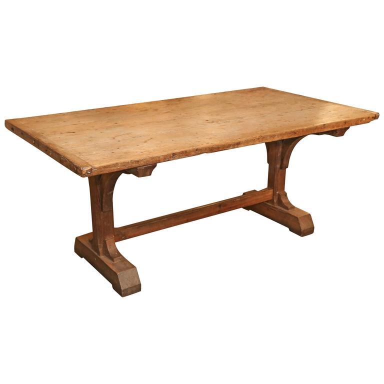 Breadboard Table Ends