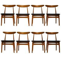 Japanese Modern Midcentury Dining Chairs For Sale at 1stdibs