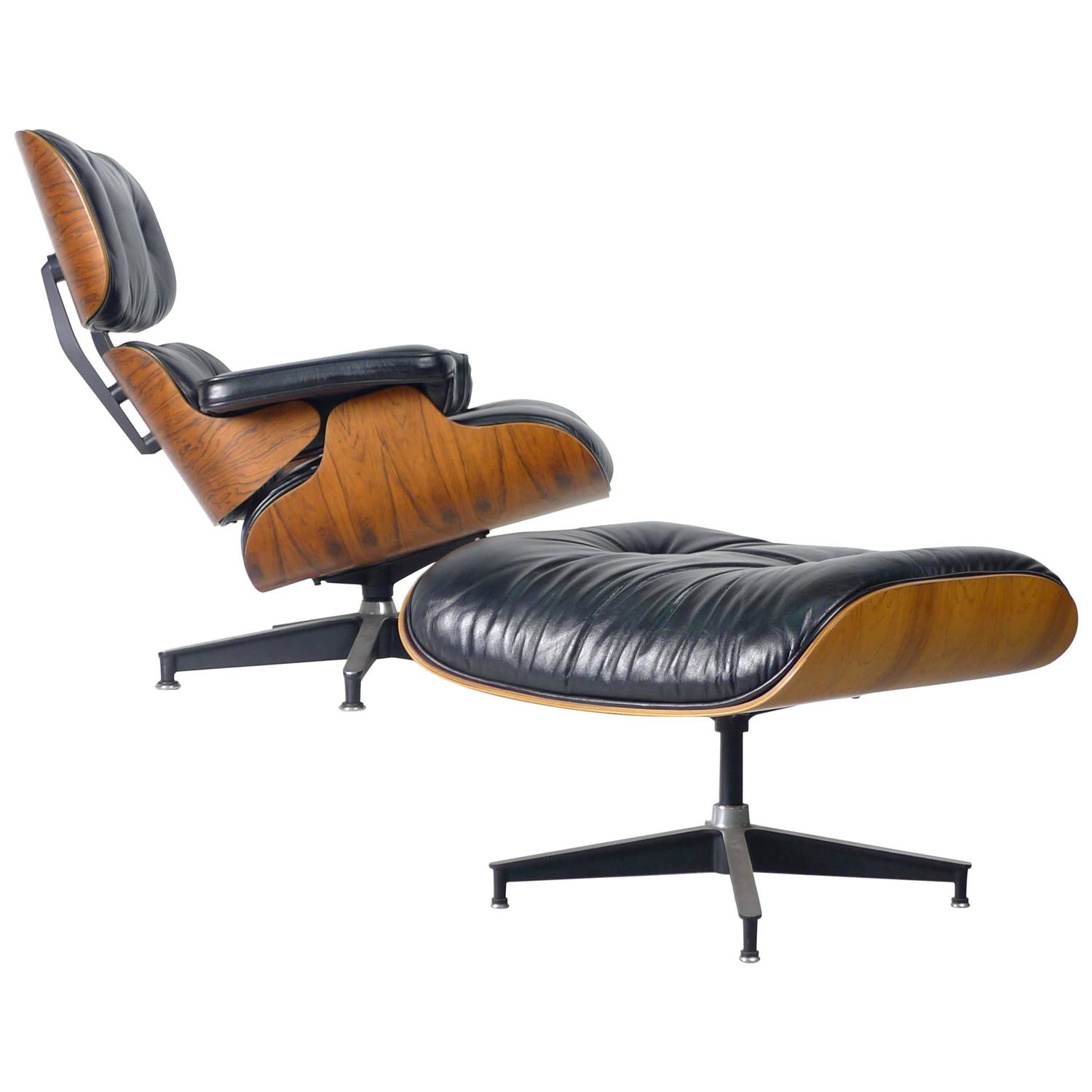 Eames Chair Price Eames Lounge Chair And Ottoman At 1stdibs