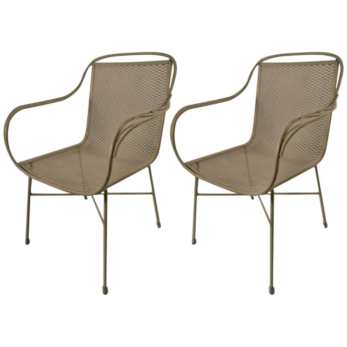 Mesh Patio Chairs 31 Brilliant Metal Mesh Patio Chairs Pixelmari