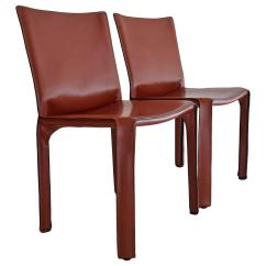 Mario Bellini Chair Best For After Back Surgery 1977 Cab Chairs By Cassina Sale At