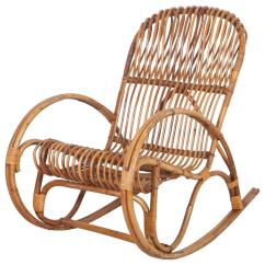 Rocking Chairs For Sale Tell City 4620 Vintage Italian Bamboo Chair At 1stdibs