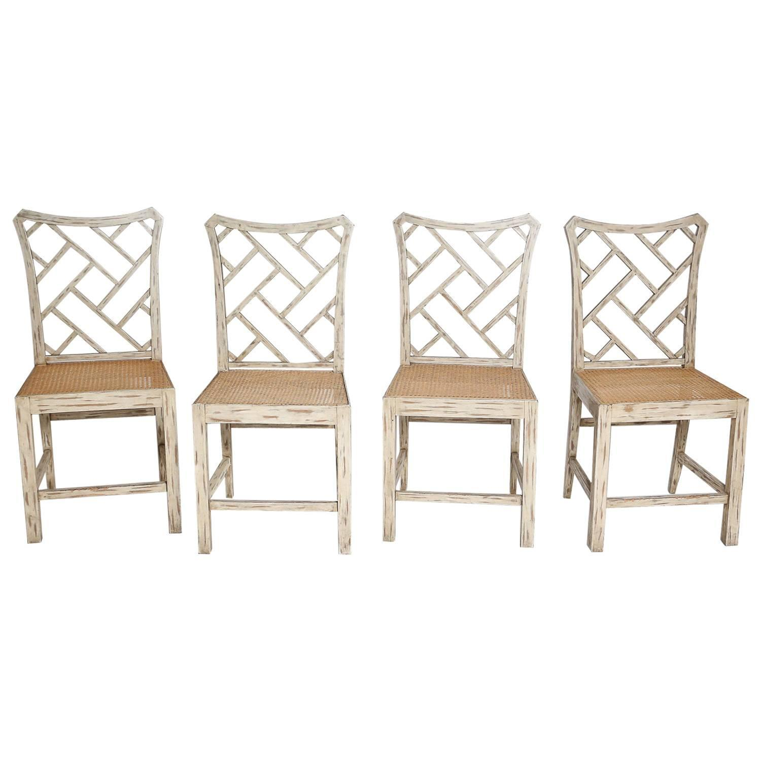 chinese chippendale chairs babies r us rocking four vintage side for sale at