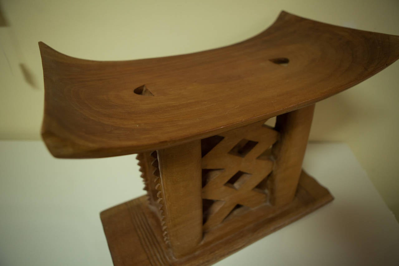stool chair ghana hon ignition asante ashant african from at 1stdibs