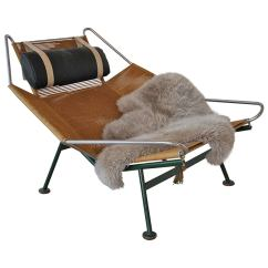 Flag Halyard Chair Office Xxl By Hans Wegner At 1stdibs