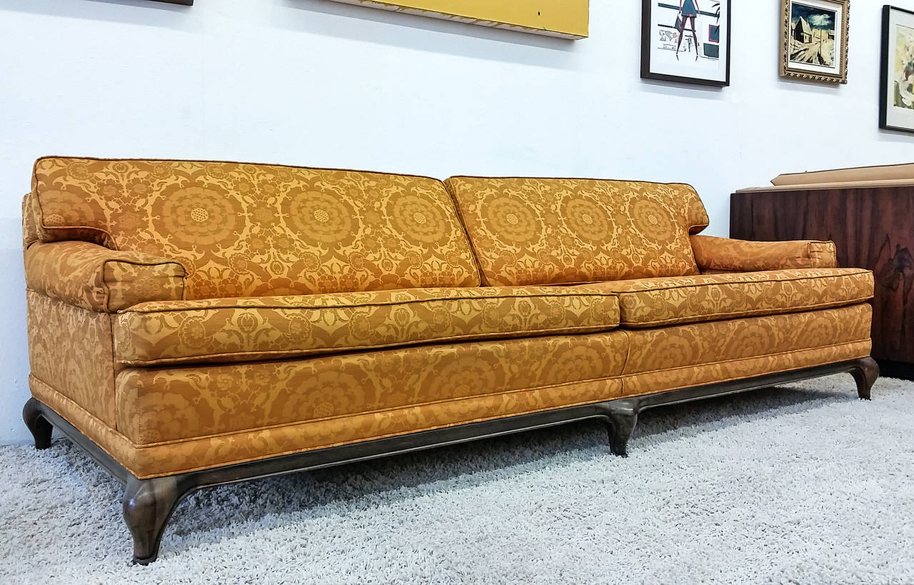younger sofa james large fleece throws for sofas rare custom by maurice bailey monteverdi young