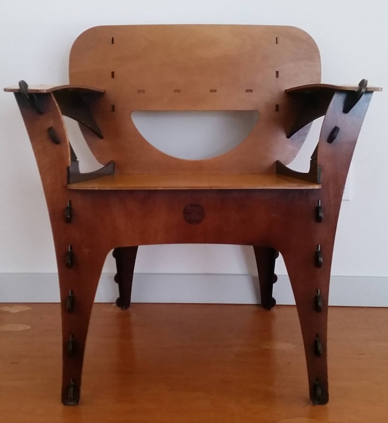chair stool crossword old school lawn chairs david kawecki modern puzzle for sale at 1stdibs
