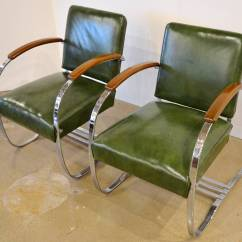 Howell Sofa La Z Boy Atlanta 3 Seater Power Recliner Brown Leather Quotspringer Quot Chairs By Wolfgang Hoffmann Circa 1938 At 1stdibs