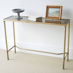 Very Small Sofa Table Set Cleaning In Ahmedabad Narrow French Brass Console At 1stdibs