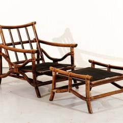 Ficks Reed Chair Wheelchair Bike Superb Pair Of Vintage Rattan Lounge Chairs