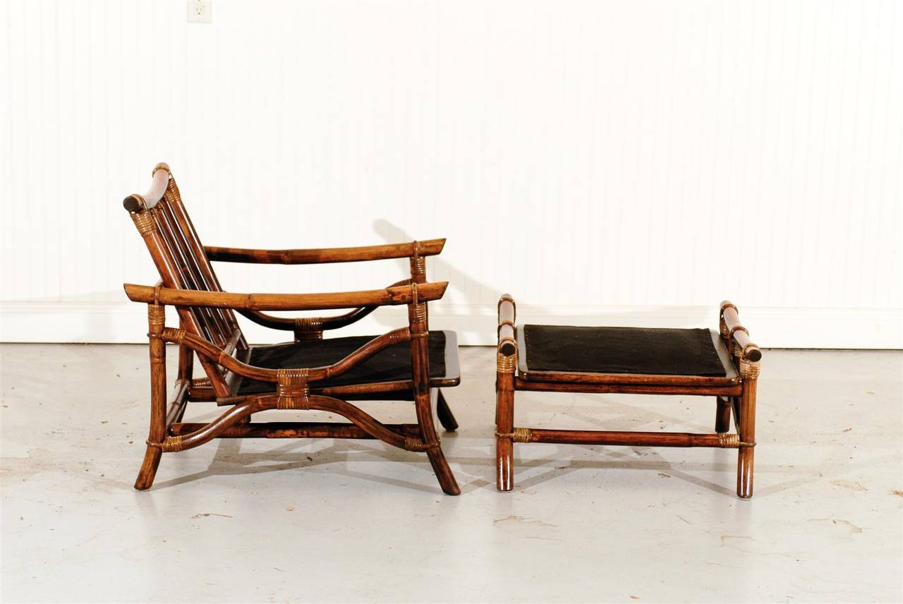 ficks reed chair hanging urban superb pair of vintage rattan lounge chairs