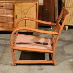 Ficks Reed Chair Wedding Covers Hire Somerset Pair Of Vintage Rattan Club Chairs In The Style