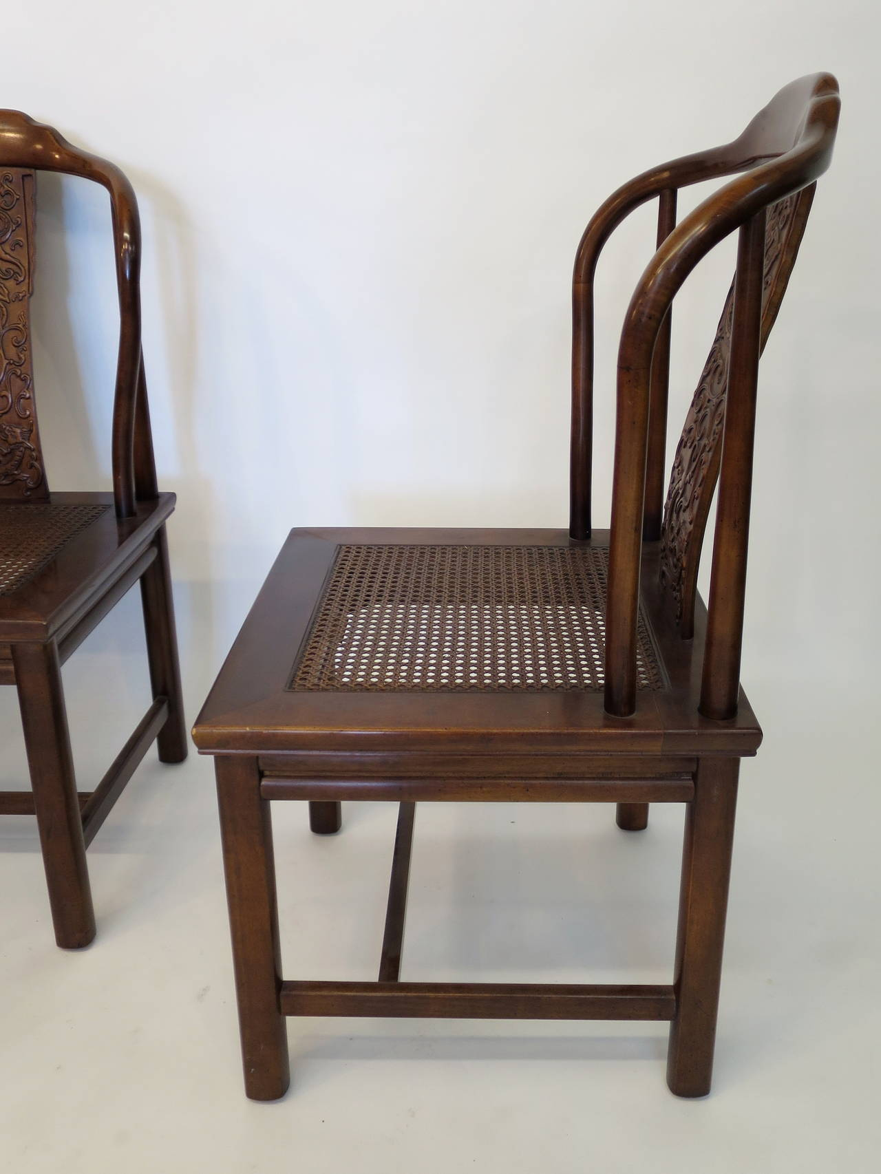 henredon asian dining chairs evenflo compact high chair set of four inspired by furniture at