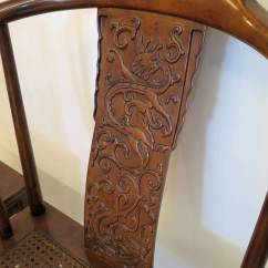 Henredon Asian Dining Chairs Leather Revolving Chair Price Set Of Four Inspired By Furniture At