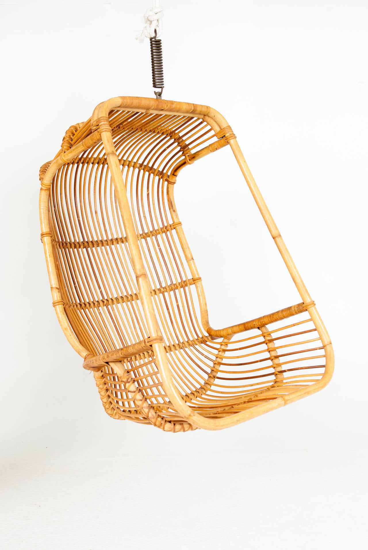 hanging chairs for sale sling chair at 1stdibs