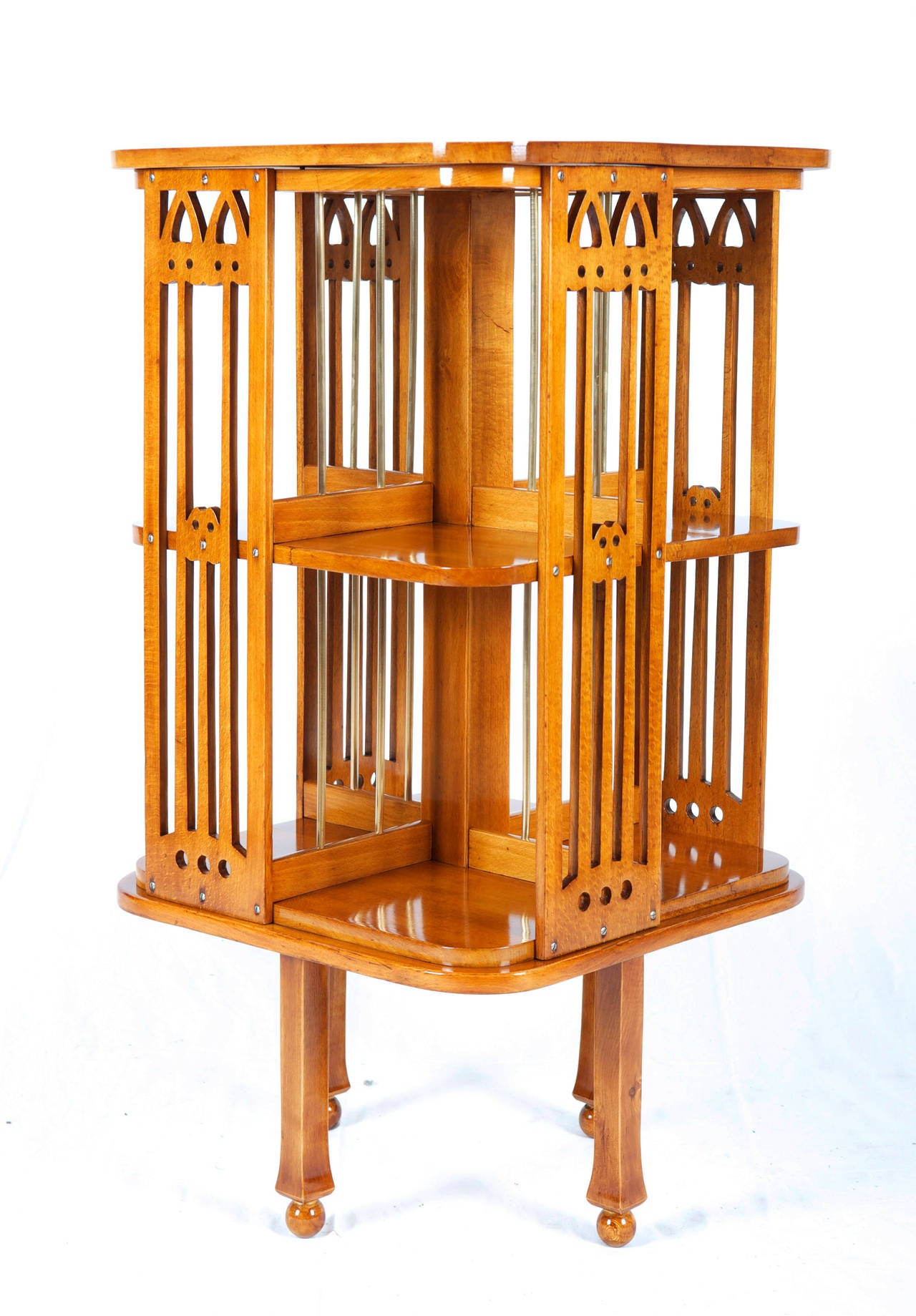 revolving chair manufacturers in ulhasnagar peg perego prima pappa newborn high very rare thonet bookcase attributed to josef